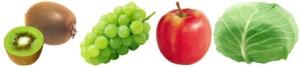 Art – Legumes e Frutas
