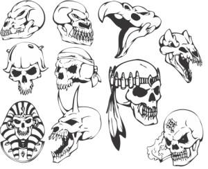 Tattoos Vetorizar Com
